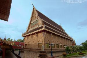 Wat Neramit Wipatsana Temple, Dan Sai District, Loei province, Thailand