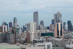 modern Bangkok, Thailand