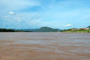 Mekong River, Loei province, Thailand