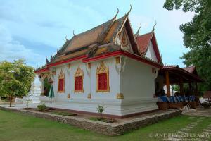 Ancient Buddhistic temple Wat Phon Chai, Amphoe Dan Sai, Loei province, Thailand